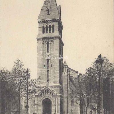 AP 529 - L'Eglise St-Pierre de Montrouge