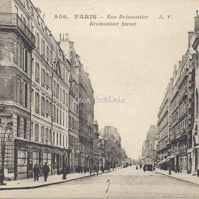 AP 556 - Rue Brémontier