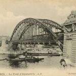 AP 60 - PARIS - Le Pont d'Austerlitz