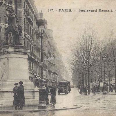 AP 617 - Boulevard Raspail