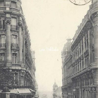 AR 201 - Rue Albony - Passy