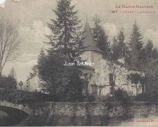 Arbas - Le Château (Labouche 1749)