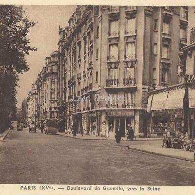 Arlabosse Tabacs X.O 1190 - Bd de Grenelle vers la Seine