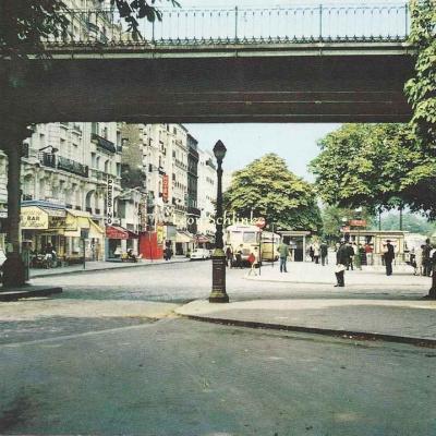 Arlix ci. 1 - Cours de Vincennes, Métro Porte de Vincennes