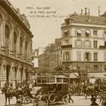 As de Carreau 63 - Rue Cadet et le ''Petit Journal''