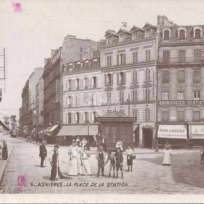 Asnières - 6