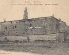 Auréville - Le Vieux-château (Labouche 1489)