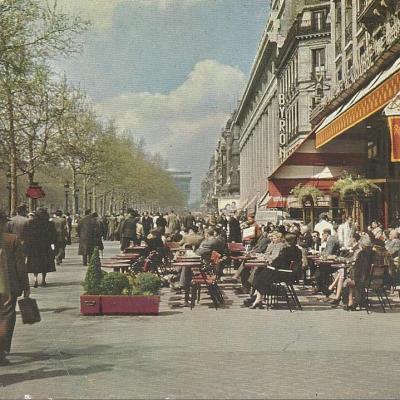 Panoramas 2 - L'Avenue des Champs Elysées