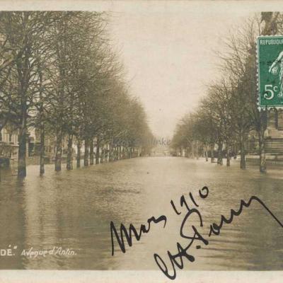 Avenue d'Antin
