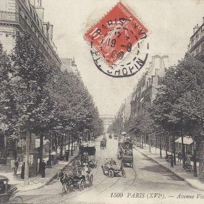 LL 1509 - Avenue Victor Hugo