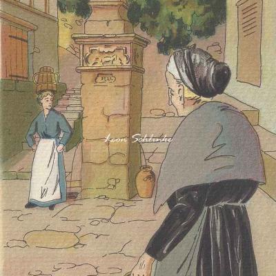 1394 - Au Pays Basque