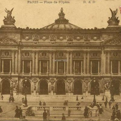 B&B - PARIS - Place de l'Opéra