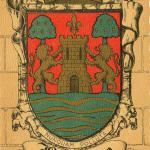 1320 -  Blasons - Villes de France