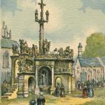 Barday 9x14 - 3119 - Les Calvaires Bretons