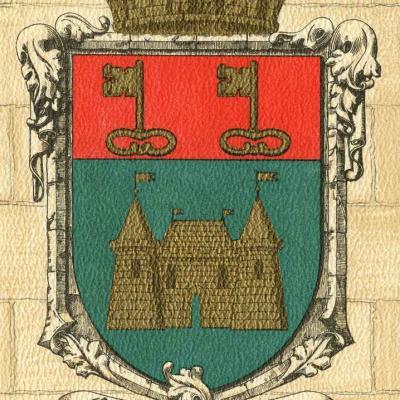 1316 - Blasons - Villes de France