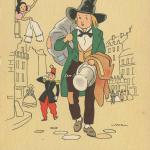 1488 - Les Petits Métiers de la Rue