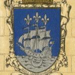 1319 - Blasons - Villes de France