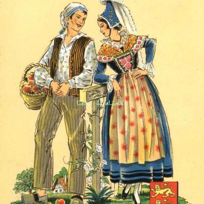 1085 - Costumes de nos Provinces
