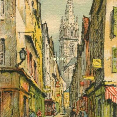 Barday 9x14 - 3015 - Saint-Malo
