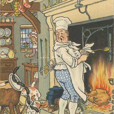 1467 - Chefs en Cuisine
