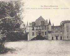 Bagen - Le Château (Labouche 1555)