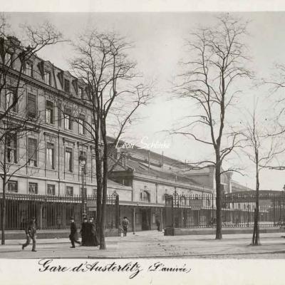 Balance - Gare d'Austerlitz (L'arrivée)