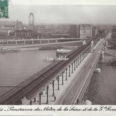 Balance - Panorama du Métro