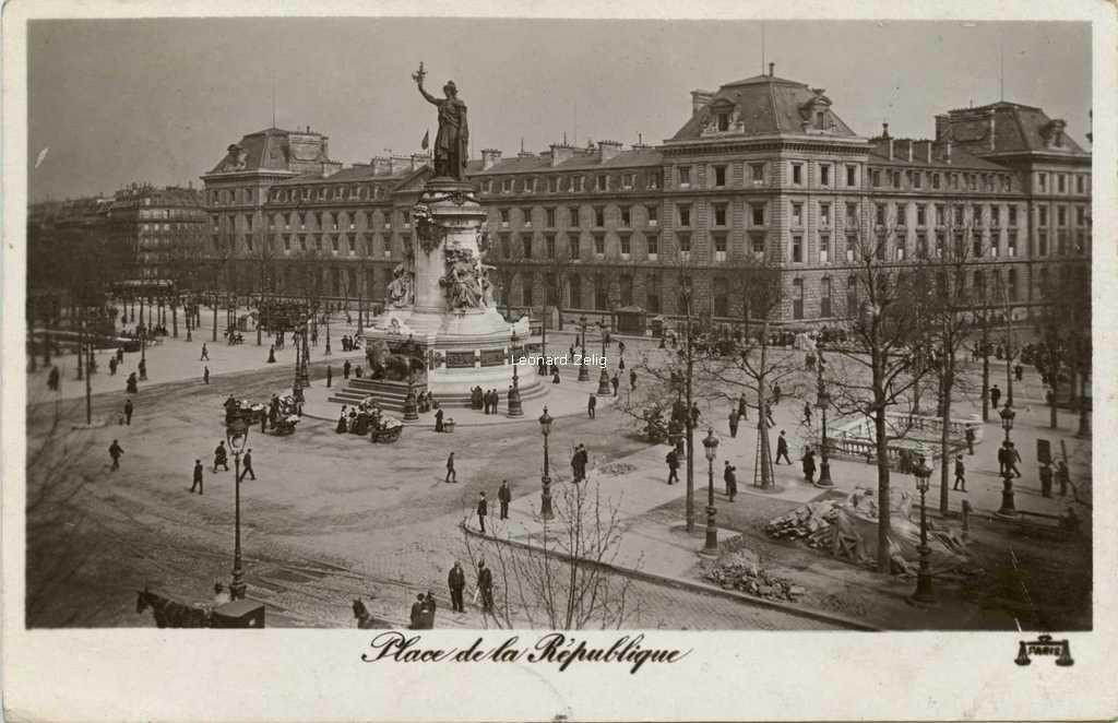 Balance - PARIS - Place de la République