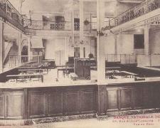 Banque Nationale de Crédit, 59, Rue Alsace-Lorraine - Vue du Hall