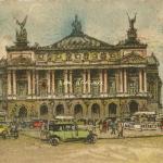 Barré-Dayez - Série 3012 - PARIS l'Opéra