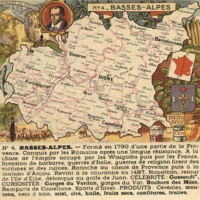 04 - Basses-Alpes