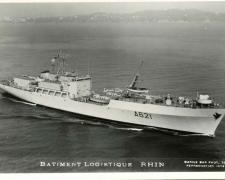 Batiment Logistique RHIN