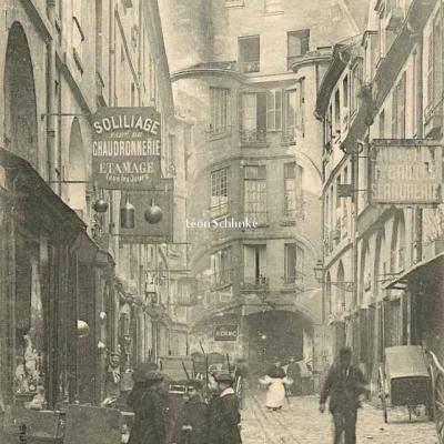BC Vieux Paris 10 - Cour du Dragon
