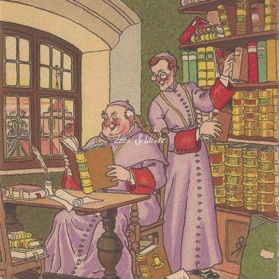 C - La bibliothèque