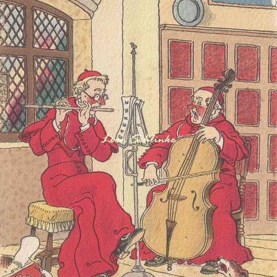 D - Violoncelle et Flûte