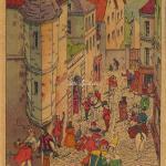 1349 - Les Rues de Paris