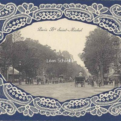 Boulevard Saint-Michel (bleu)