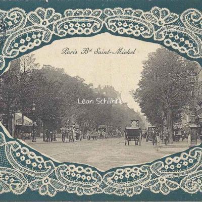 Boulevard Saint-Michel (vert)