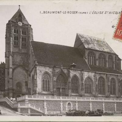 Beaumont le Roger - 1