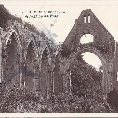 Beaumont-le-Roger - 3