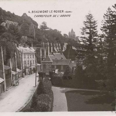 Beaumont le Roger - 4