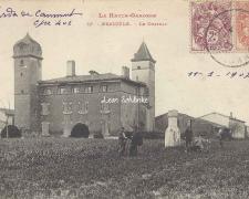 Beauzèle - Le Château (Labouche 47)