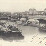 BF 189 - Le Canal - Gare de l'Arsenal