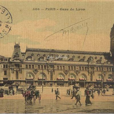 BF 586 - Gare de Lyon