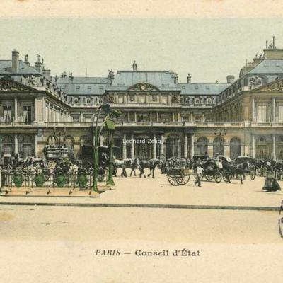 BF - PARIS - Conseil d'Etat