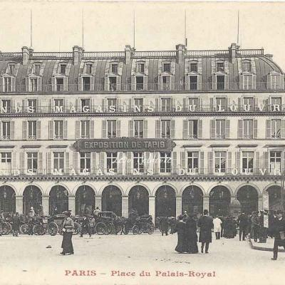 BF - Place du Palais - Royal