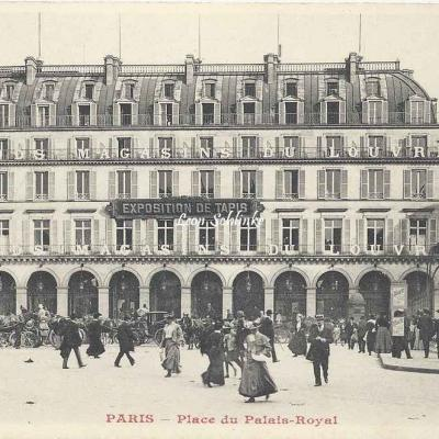BF - Place du Palais-Royal