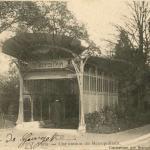 Biscuits Millez 28 - Paris - Une station du Métropolitain