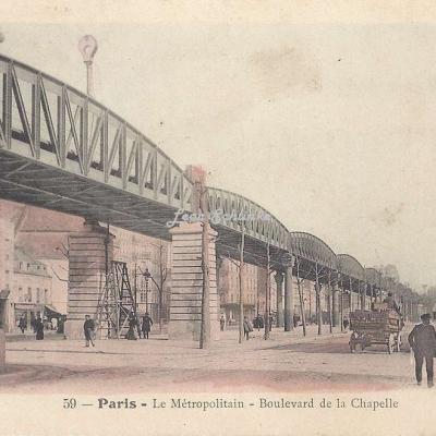BJC 59 - Le Métropolitain - Boulevard de la Chapelle
