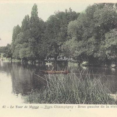 BJC 67 - Champigny - Le Tour de Marne